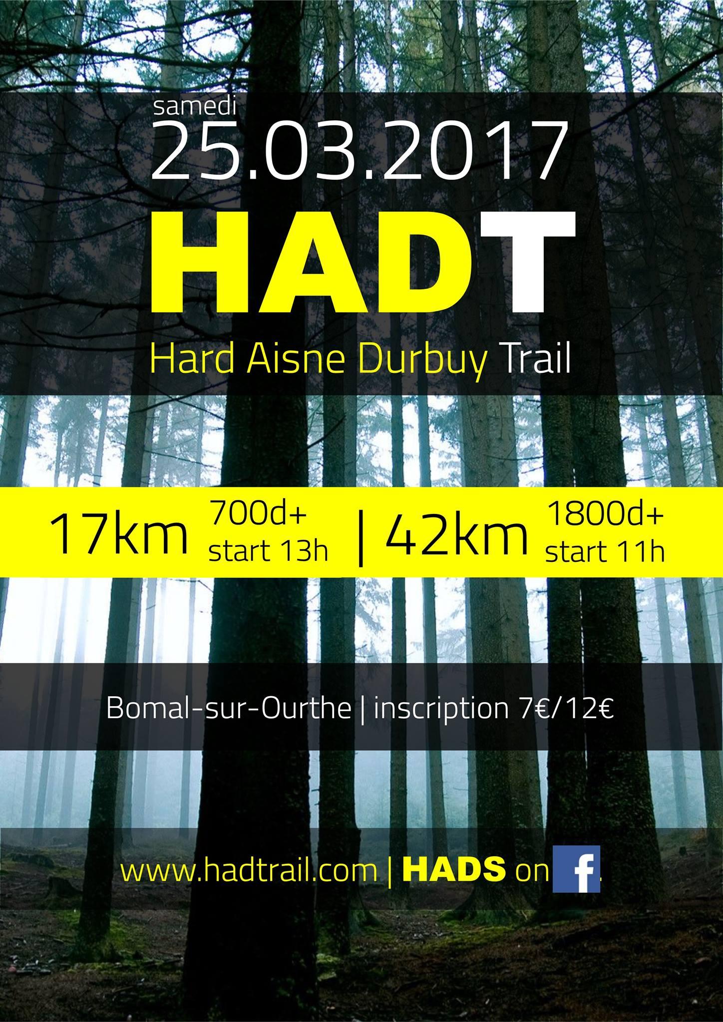 Hard'Aisne Durbuy Trail