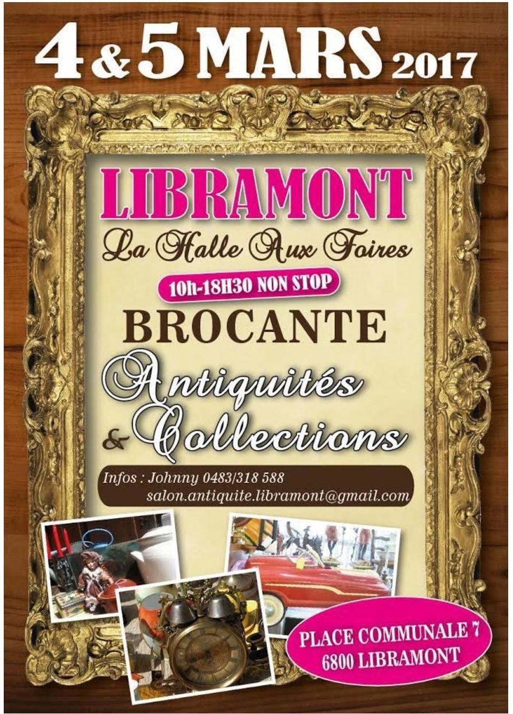 Brocante et antiquités à Libramont