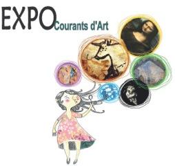 Exposition Courants d'Art à Arlon