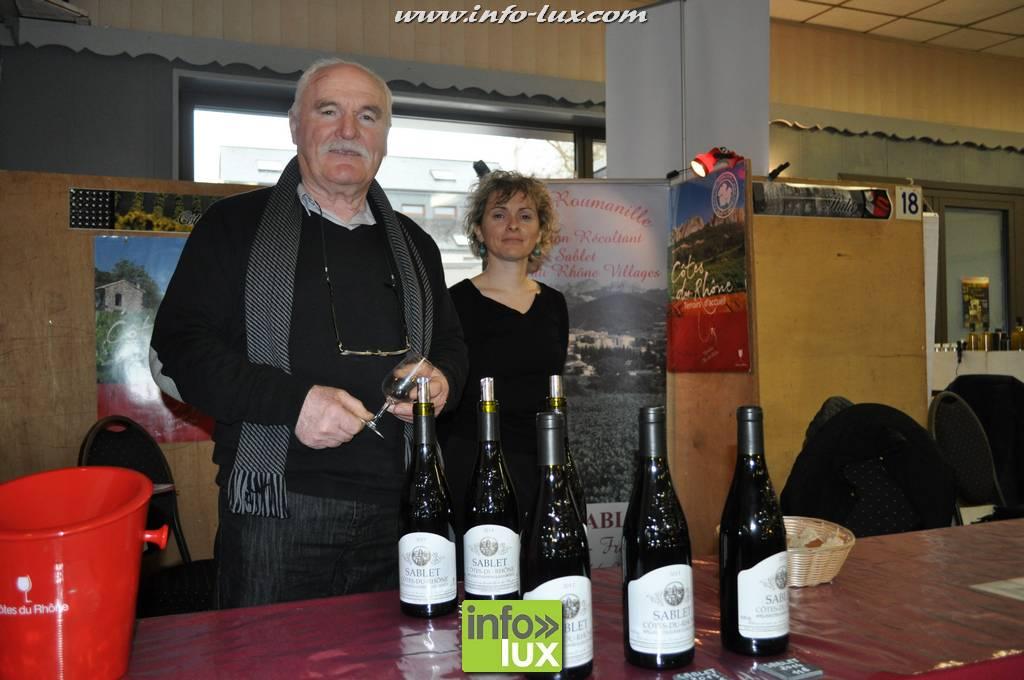 Reportage photos sur le Salon du vin à Arlon