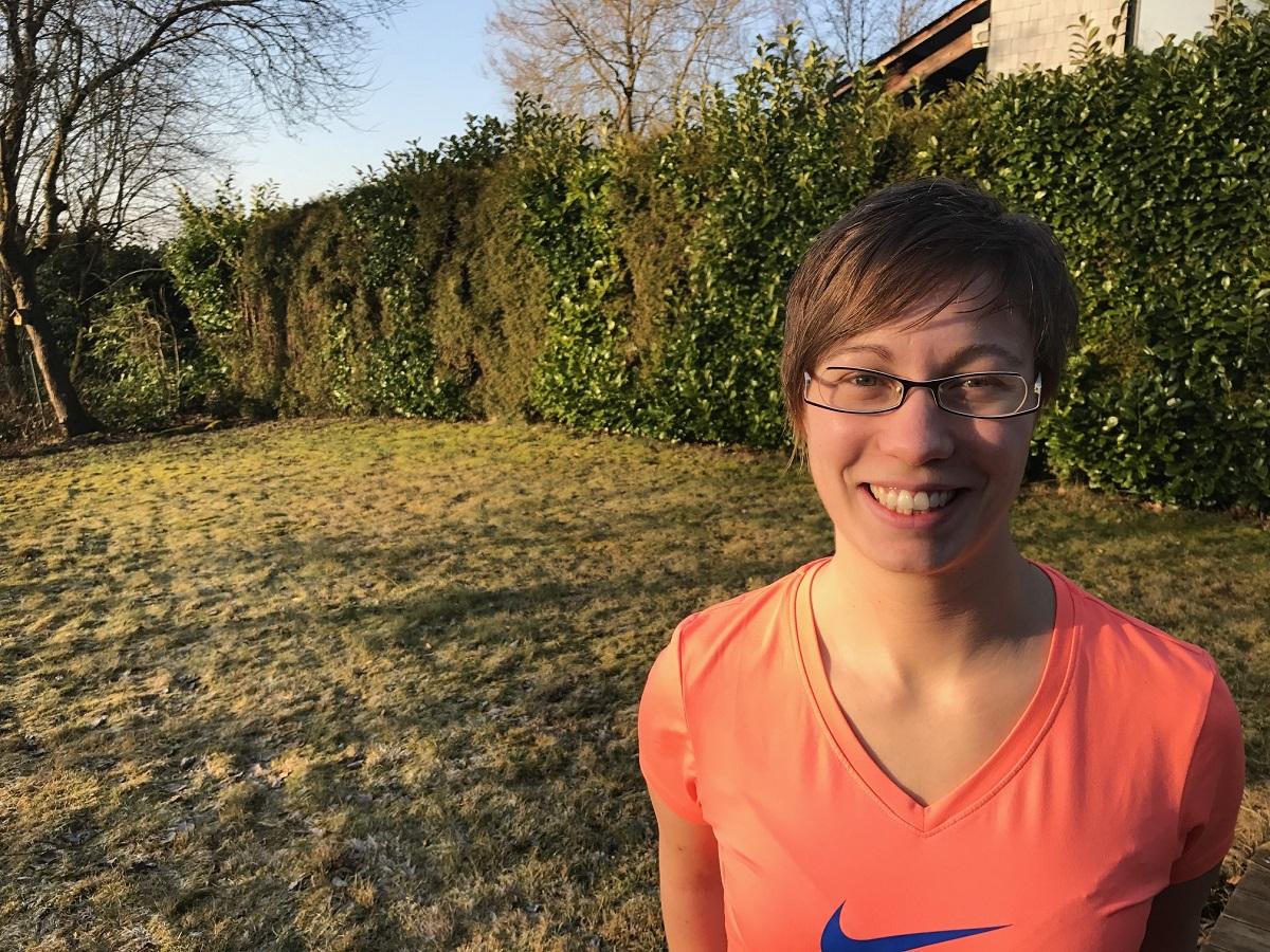 En pleine santé avec Esther Magnette d'Habay