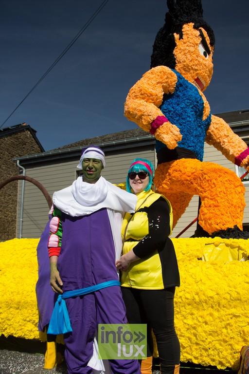 Carnaval Florenville 2017: Cavalcade