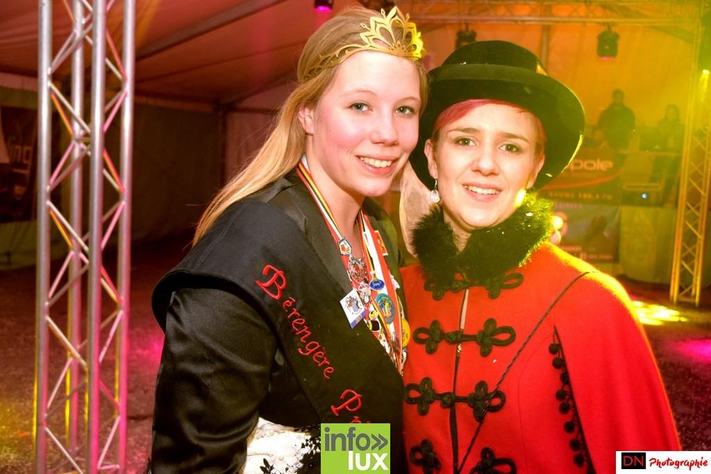 Carnaval Virton photos de la soirée