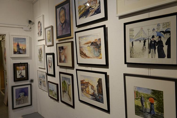 Exposition du SALON DES ARTISTES DE LOTTERT