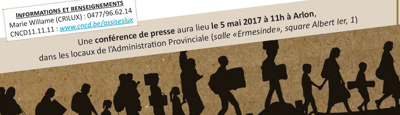 Assises citoyennes migrations à Chassepierre