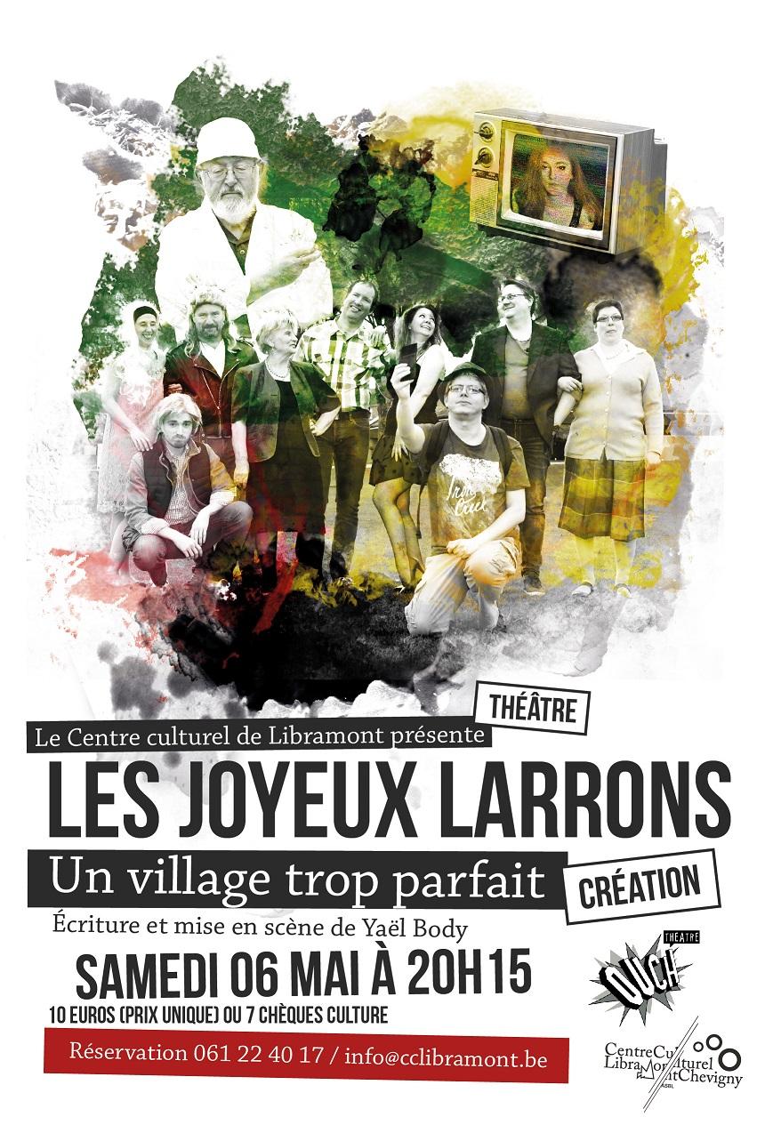 Théâtre à Libramont