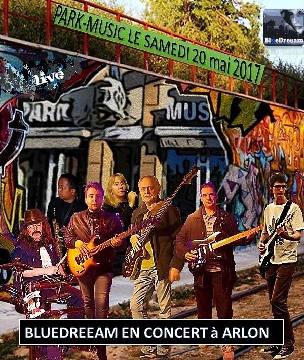 BlueDreeam un groupe de 7 Musiciens d'Aubange