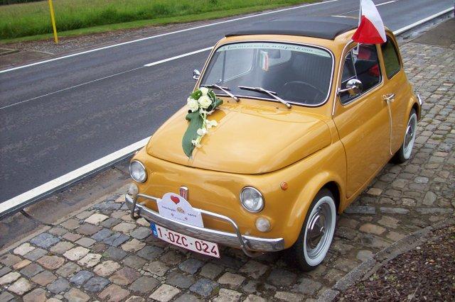 Rallye Fiat 500