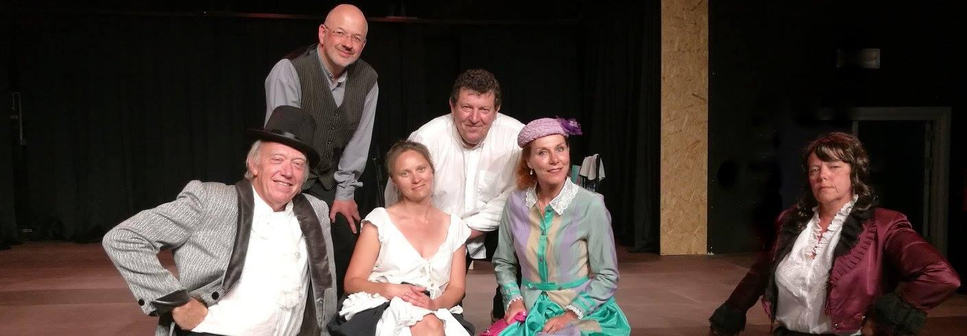 Théâtre Hortense a dit: «Je m'en fous!»  à Bouillon