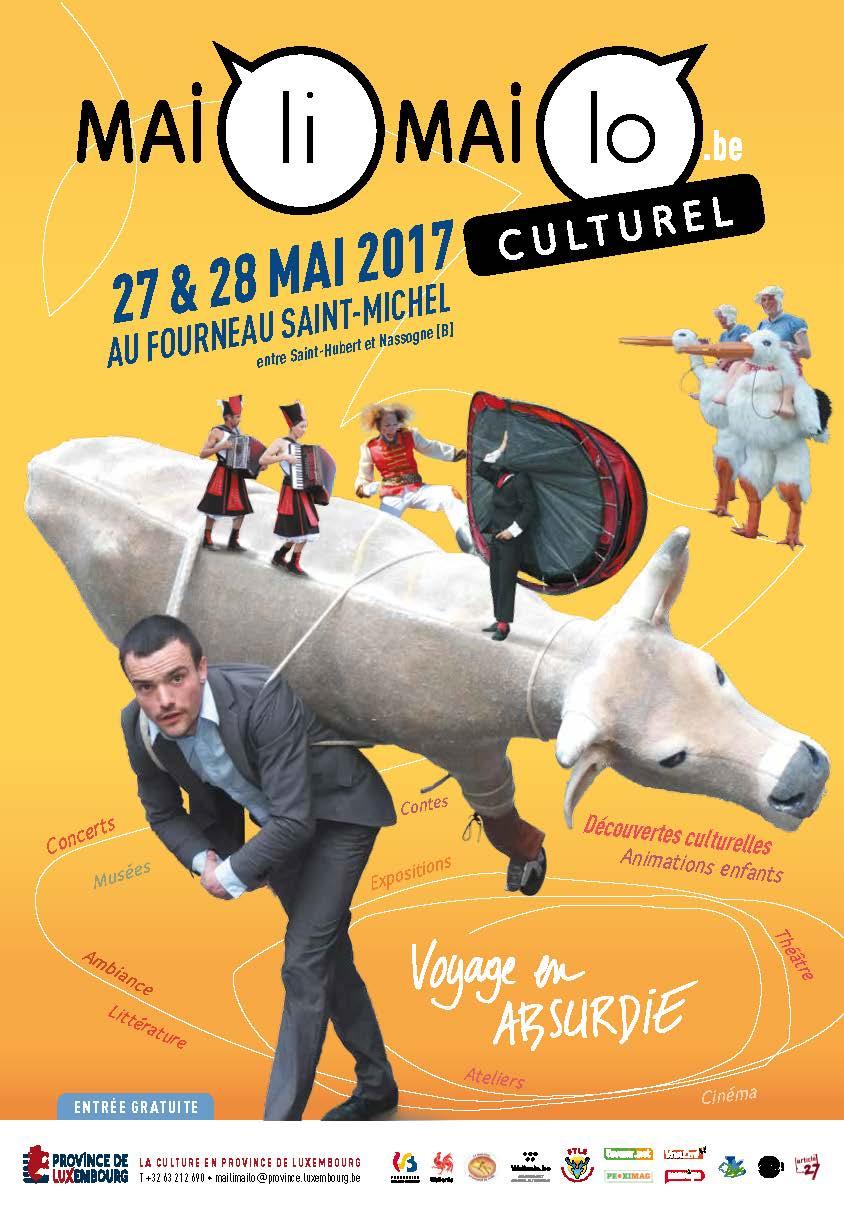 MAI'LI MAI'LO à Saint Hubert 2017