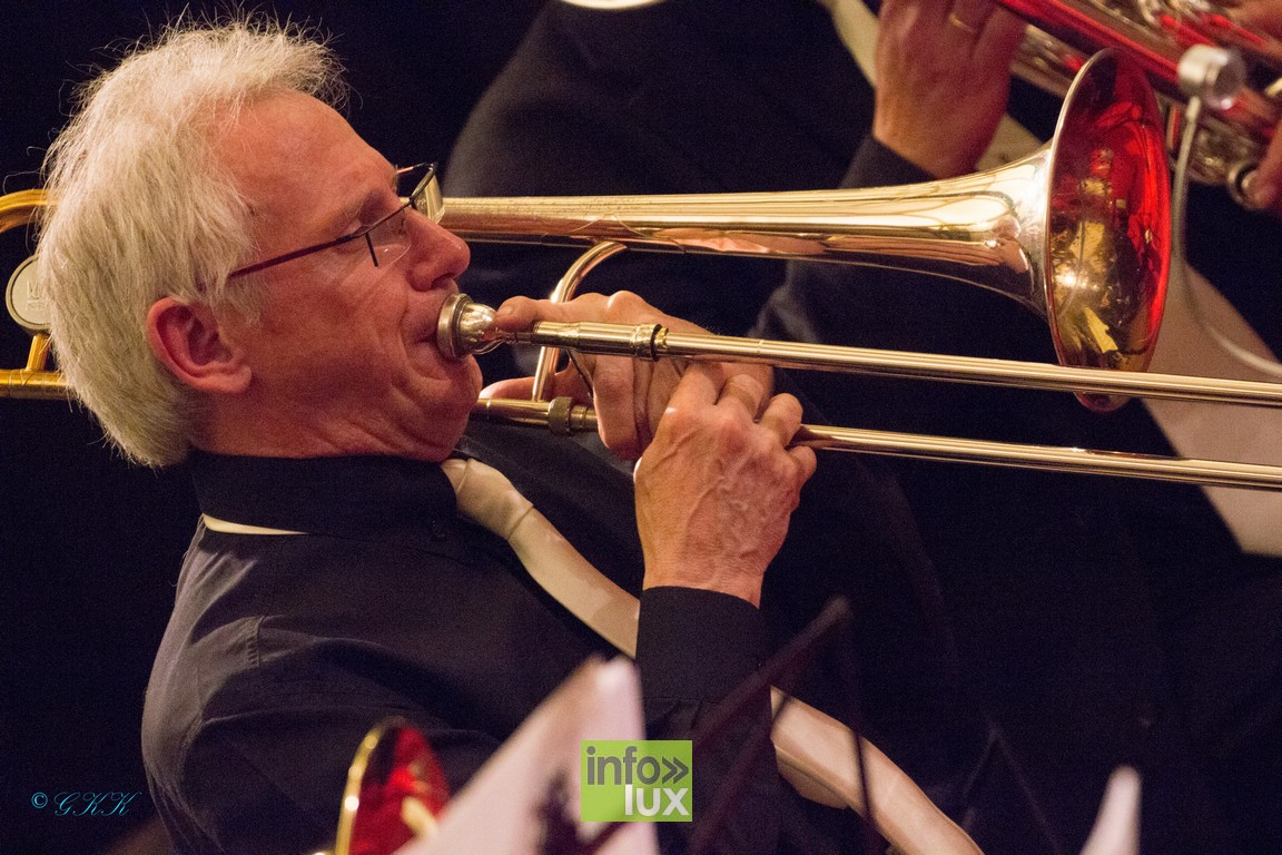 Harmonie de Bouillon en concert