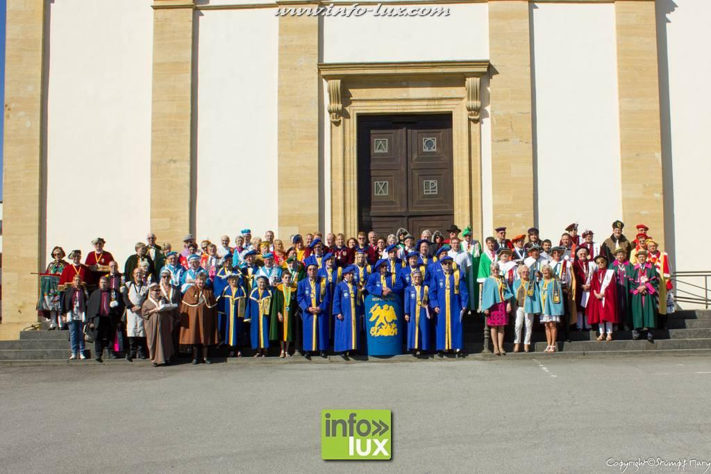 Confrérie des «Arbalestriers du Neufchastel» a eu lieu à Neufchâteau