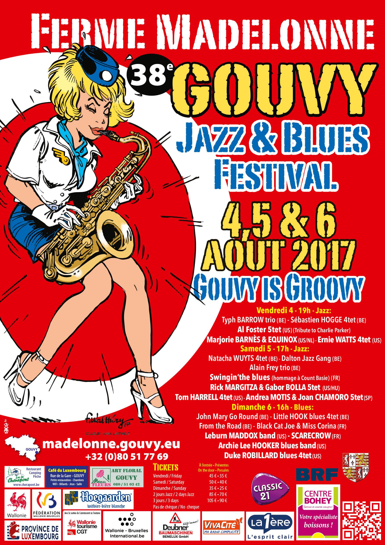 Gouvy Jazz & Blues Festival 2017