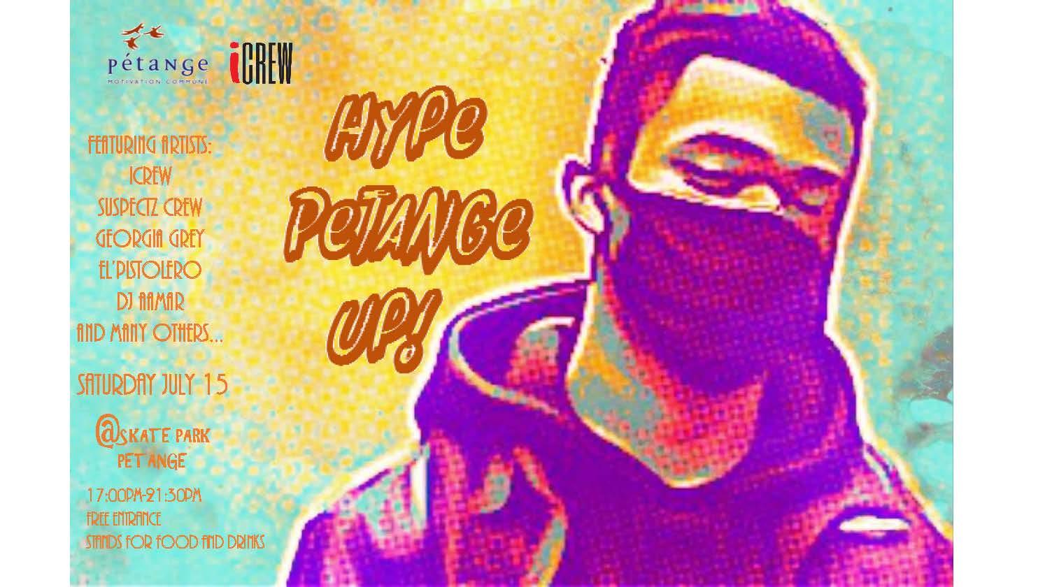 Hype Pétange Up!