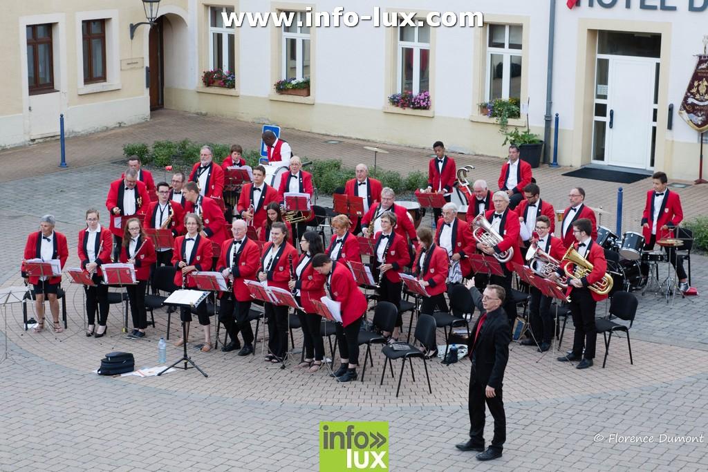 Concert de l'harmonie de Muno à Florenville