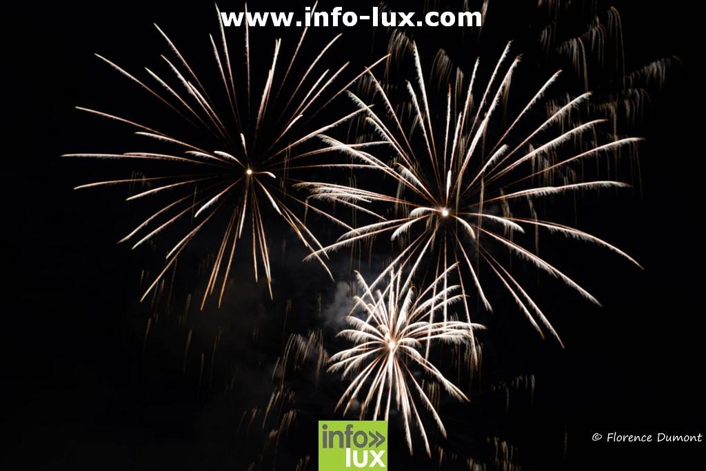 Festivités du 14 juillet à Mouzon (France)