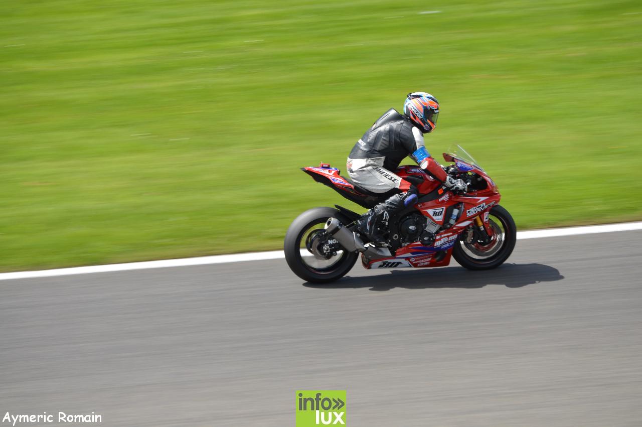 6H de moto au Circuit de Spa-Francorchamps