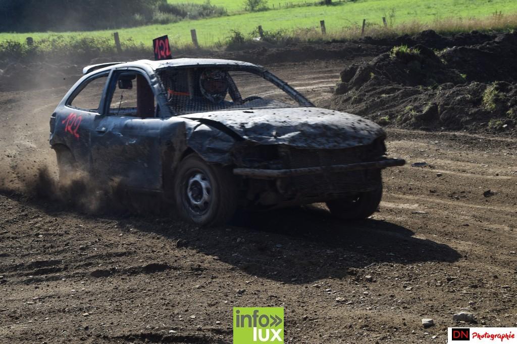 Endurance stock-car sprint Grandvoire
