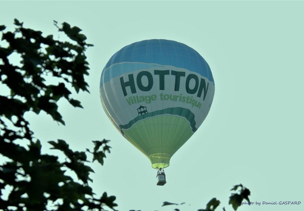Festival International de Mongolfières à Hotton