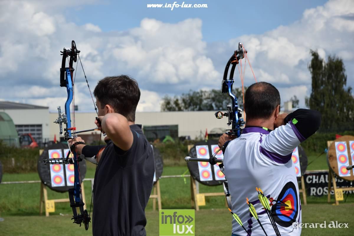 Championnat de tir à l'arc de Belgique à Hotton