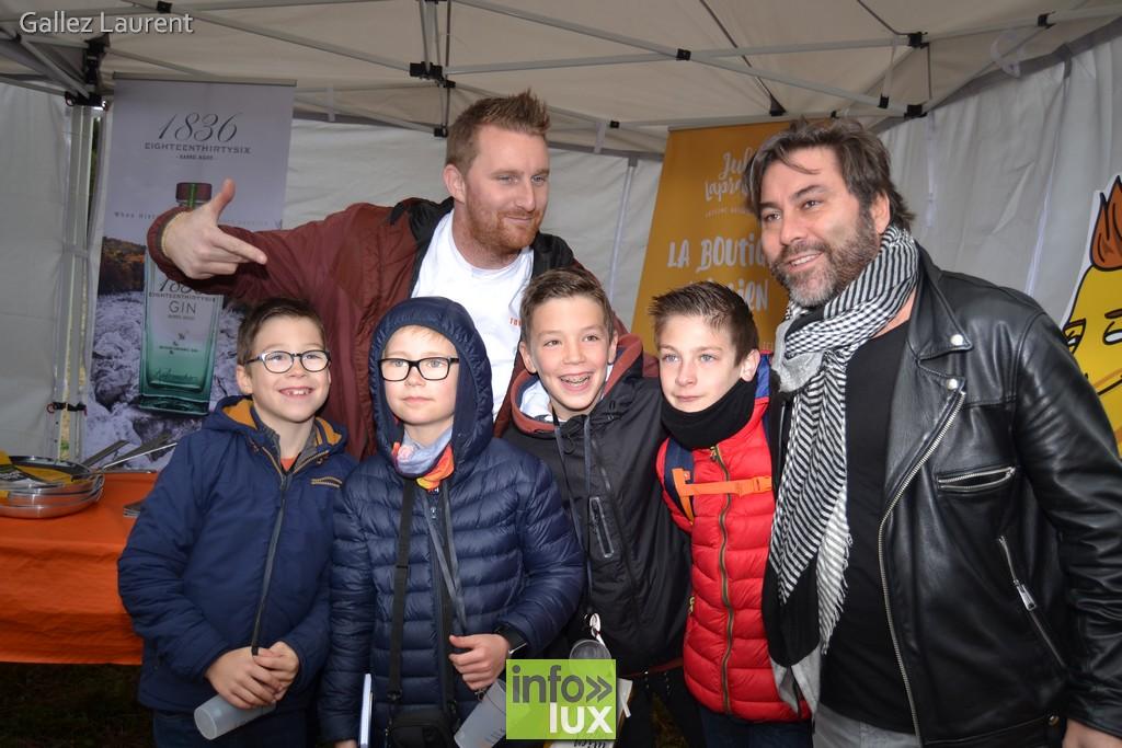 Photos de la Marche Gourmande de Julien Lapraille à Léglise.