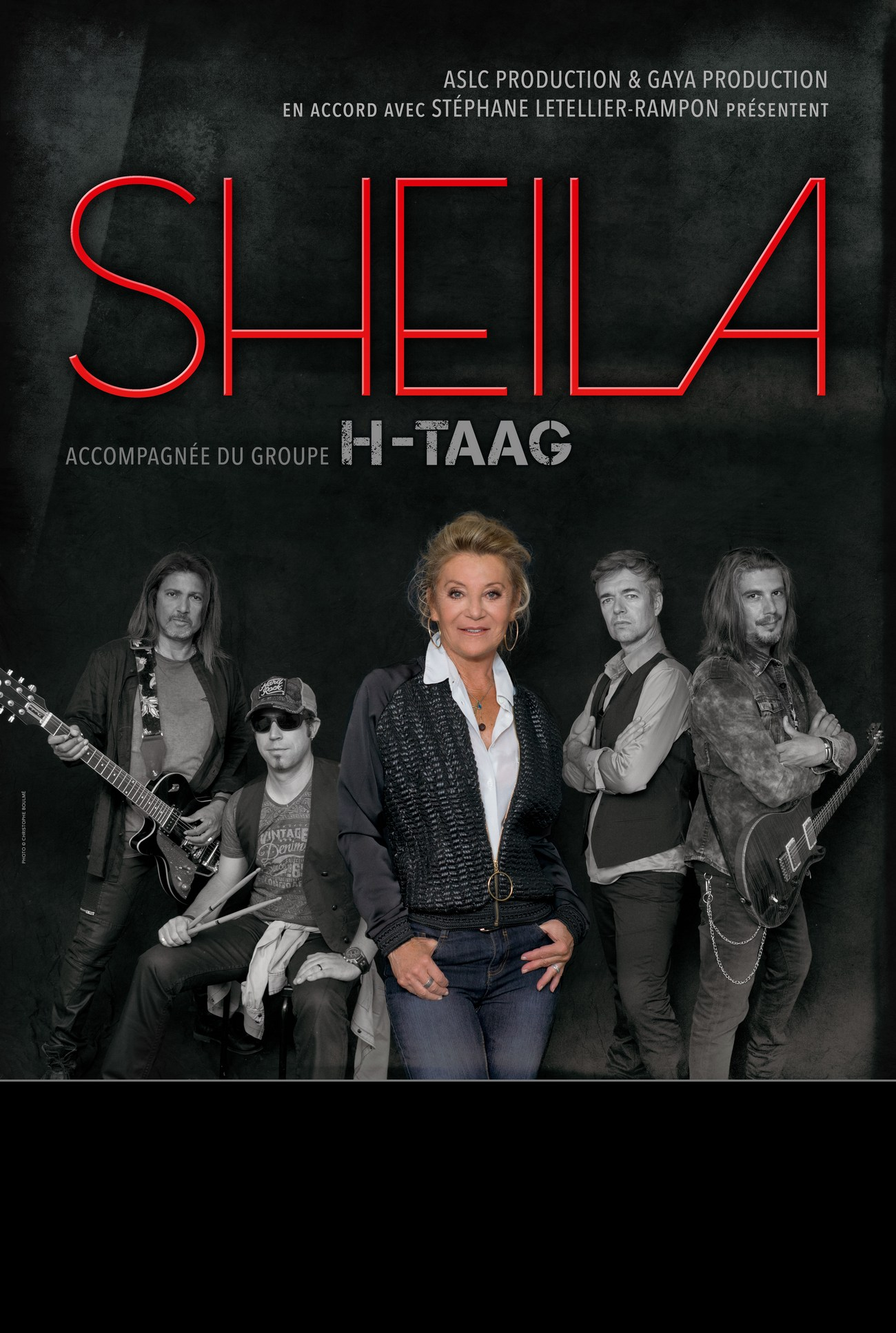 Sheila remonte sur scène au CASINO 2OOO !