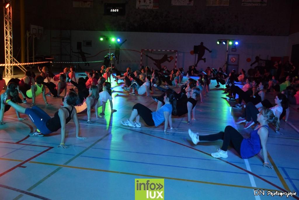 Photos de la nuit du Fitness Florenville