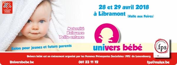 Salon Univers bébé Libramont