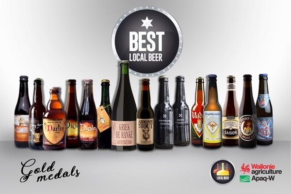 Quelles sont les Best Local Beers 2018 ?