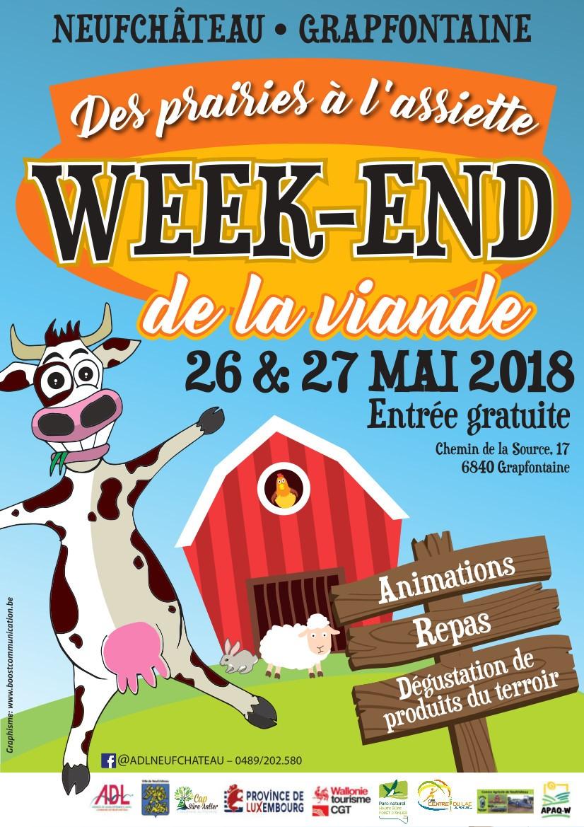 un week-end de la viandeà Neufchâteau.