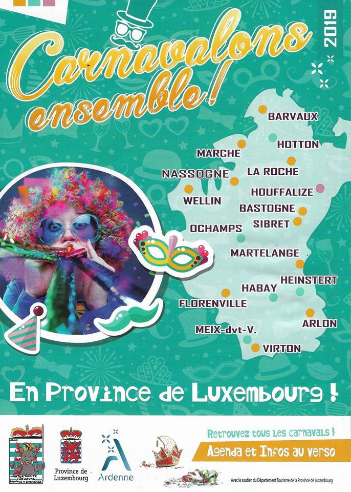 Carnaval de la province de Luxembourg