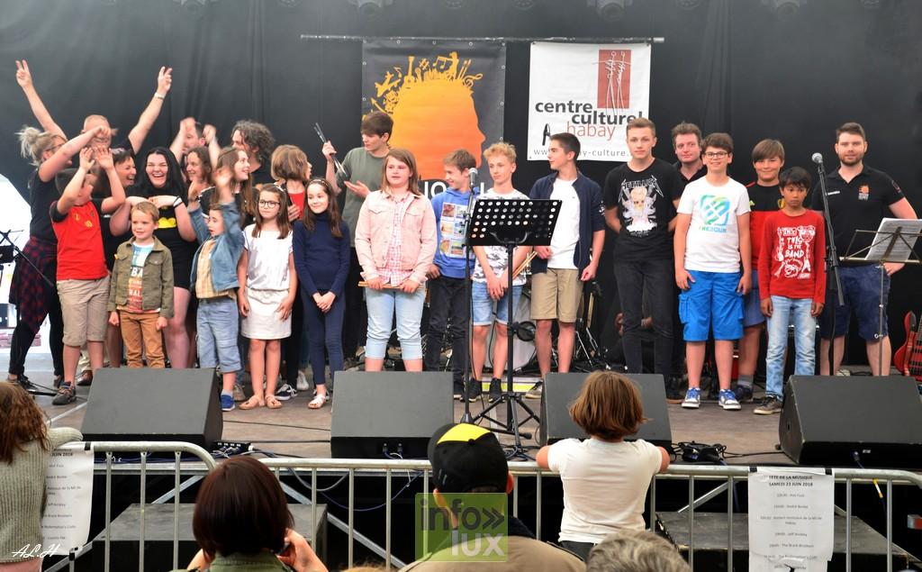 Fête de la Musique de Habay  – Ateliers Musicaux de la Maison des Jeunes