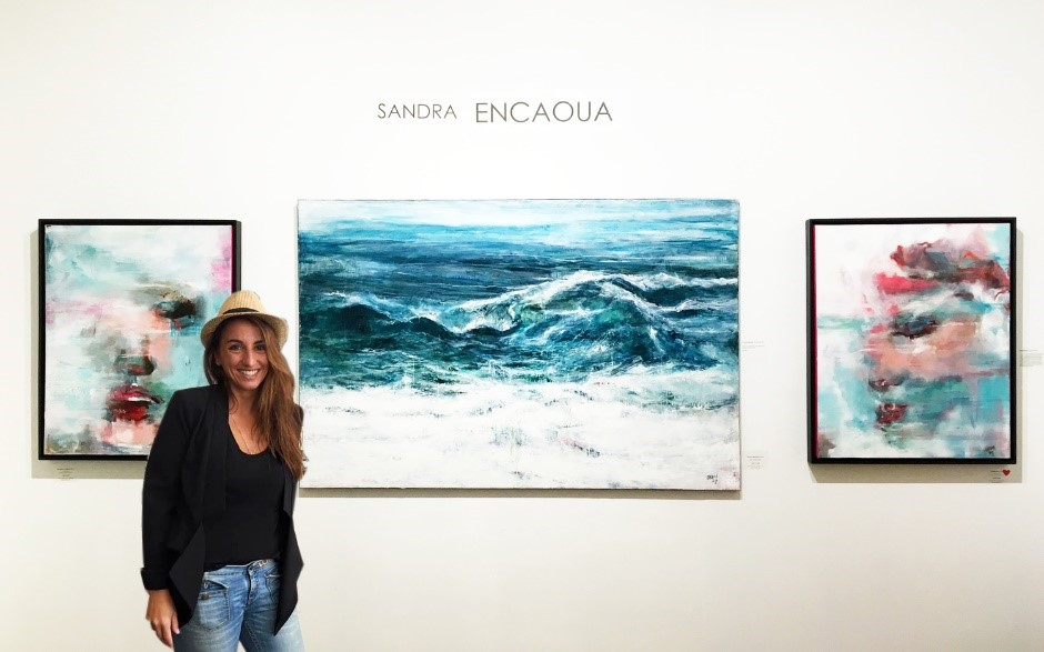 Sandra ENCAOUA Artiste