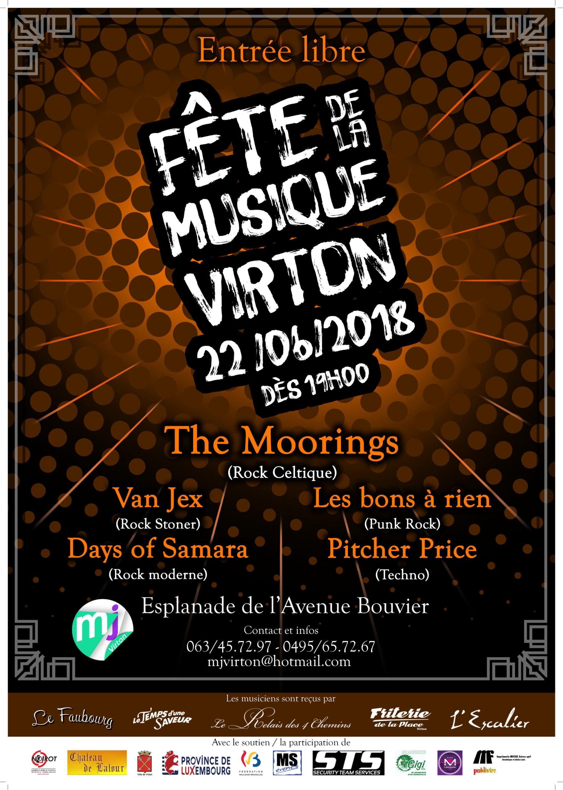 Fête de la Musique – Virton