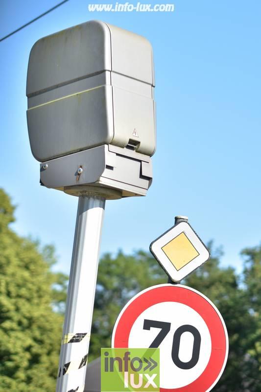 Nouveaux radars en province de Luxembourg