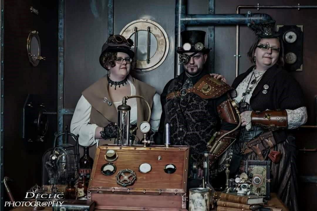 Marché artisanal – Ambiance Steampunk à Ny – Hotton