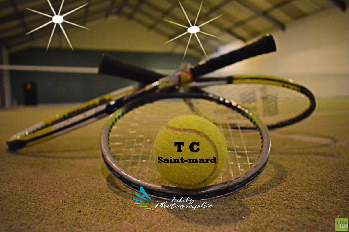 Soirée tournois tennis saint-mard