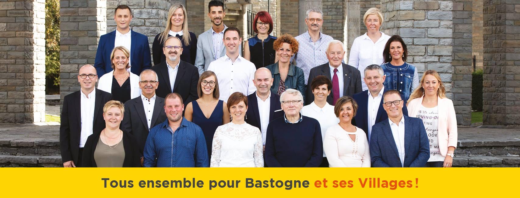 Liste des  Citoyens positifs de Bastogne
