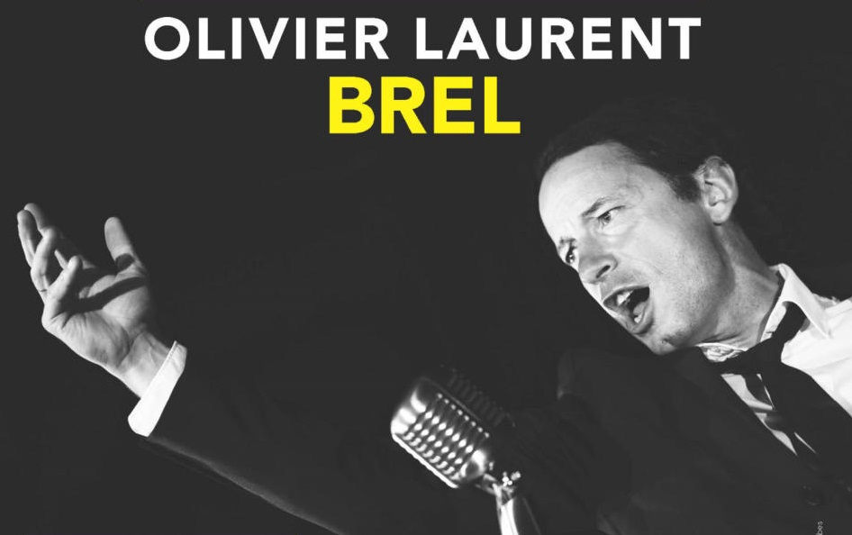 Jacques Brel au Rox à Rouvroy : interpete par Olivier Laurent