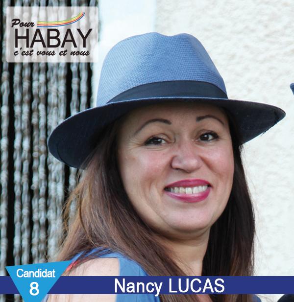 8 Nancy