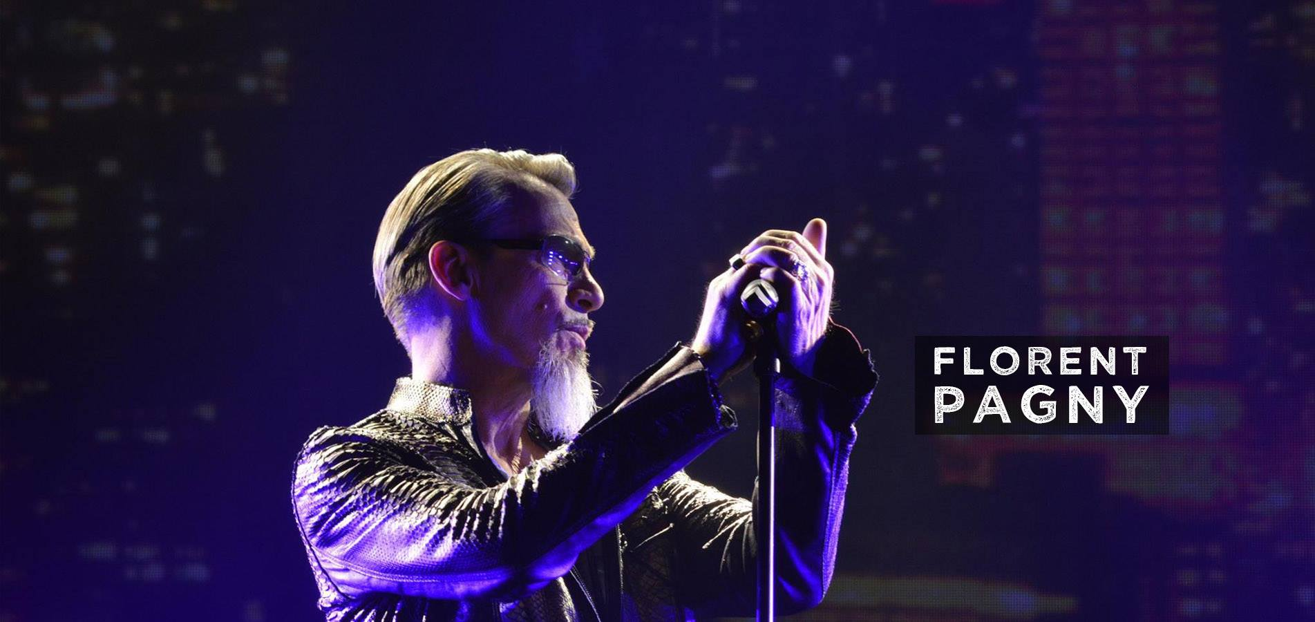 Gagnez un moment avec Florent Pagny en Concert à Vaux Sur Sûre