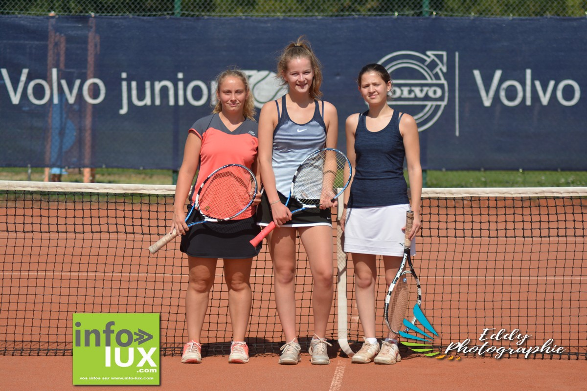Match de tennis st mard vs bruxelles -18 ans