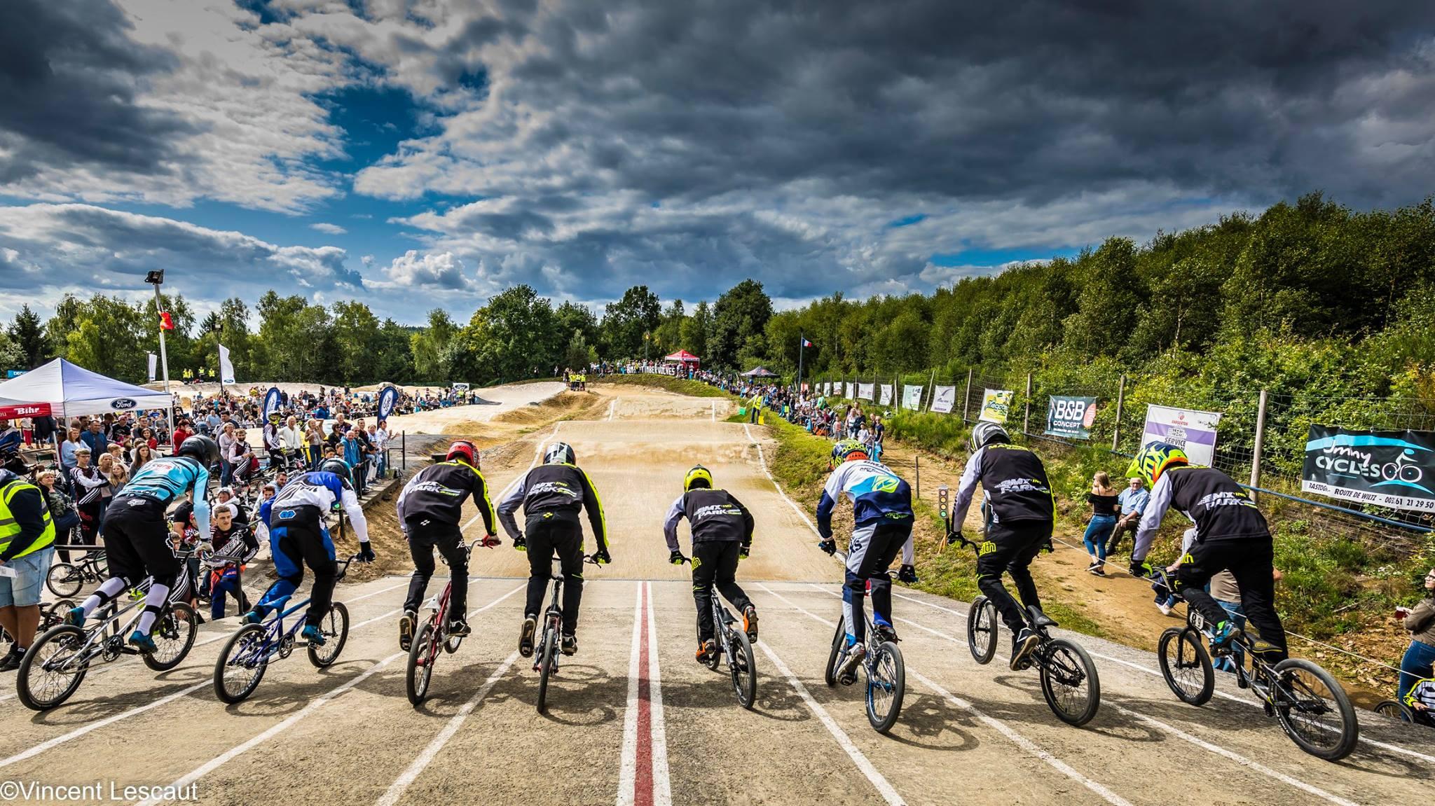 Coupe de Wallonie de BMX à Habay