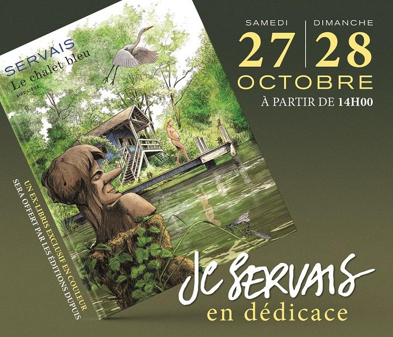 Week-end Jean-Claude Servais à Virton