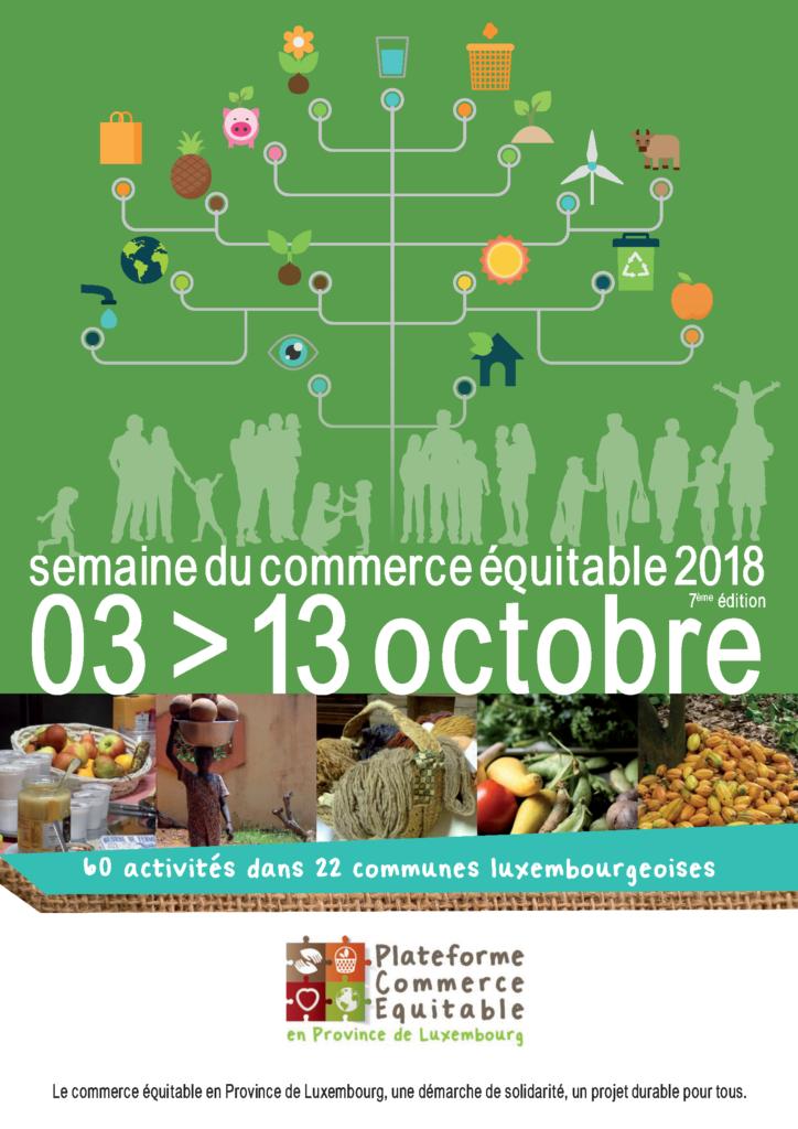 Commerce équitable en Province Luxembourg