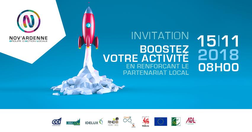 Boostez Votre Activité avec des Partenaires de la province de Luxembourg