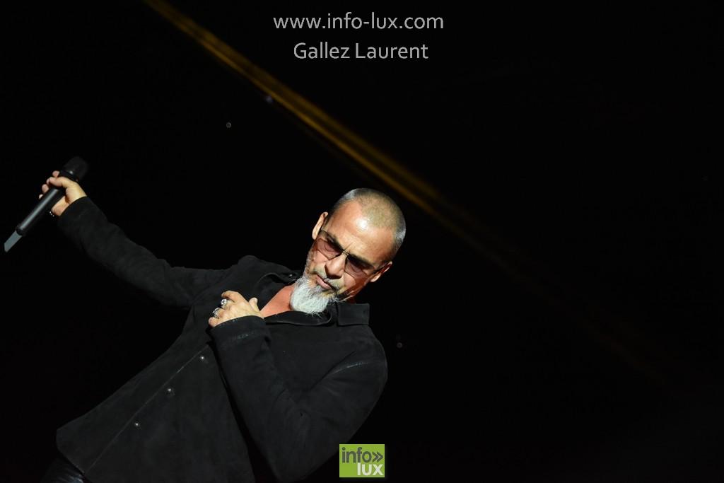 Photo du concert de Florent Pagny à Vaux sur Sûre