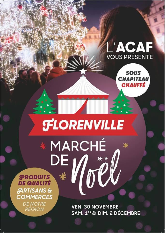 Marché de Noel Florenville