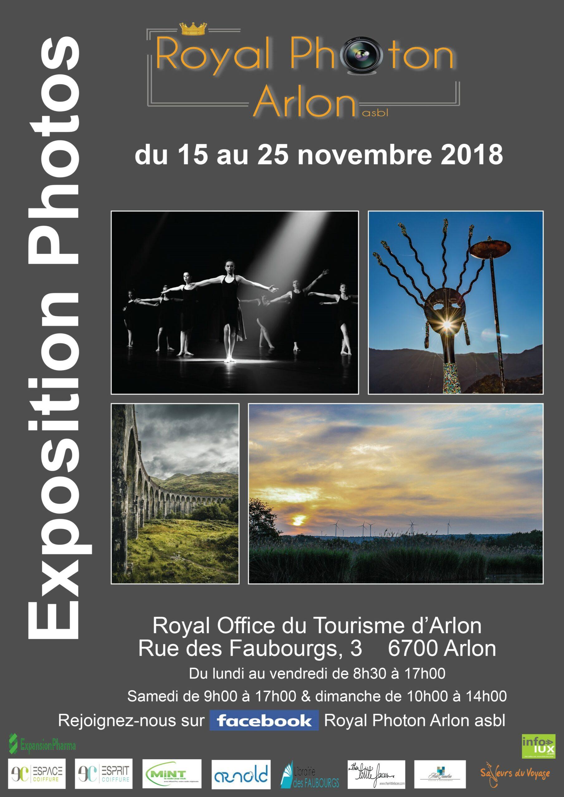 Exposition Photos du Royal Photon Arlon
