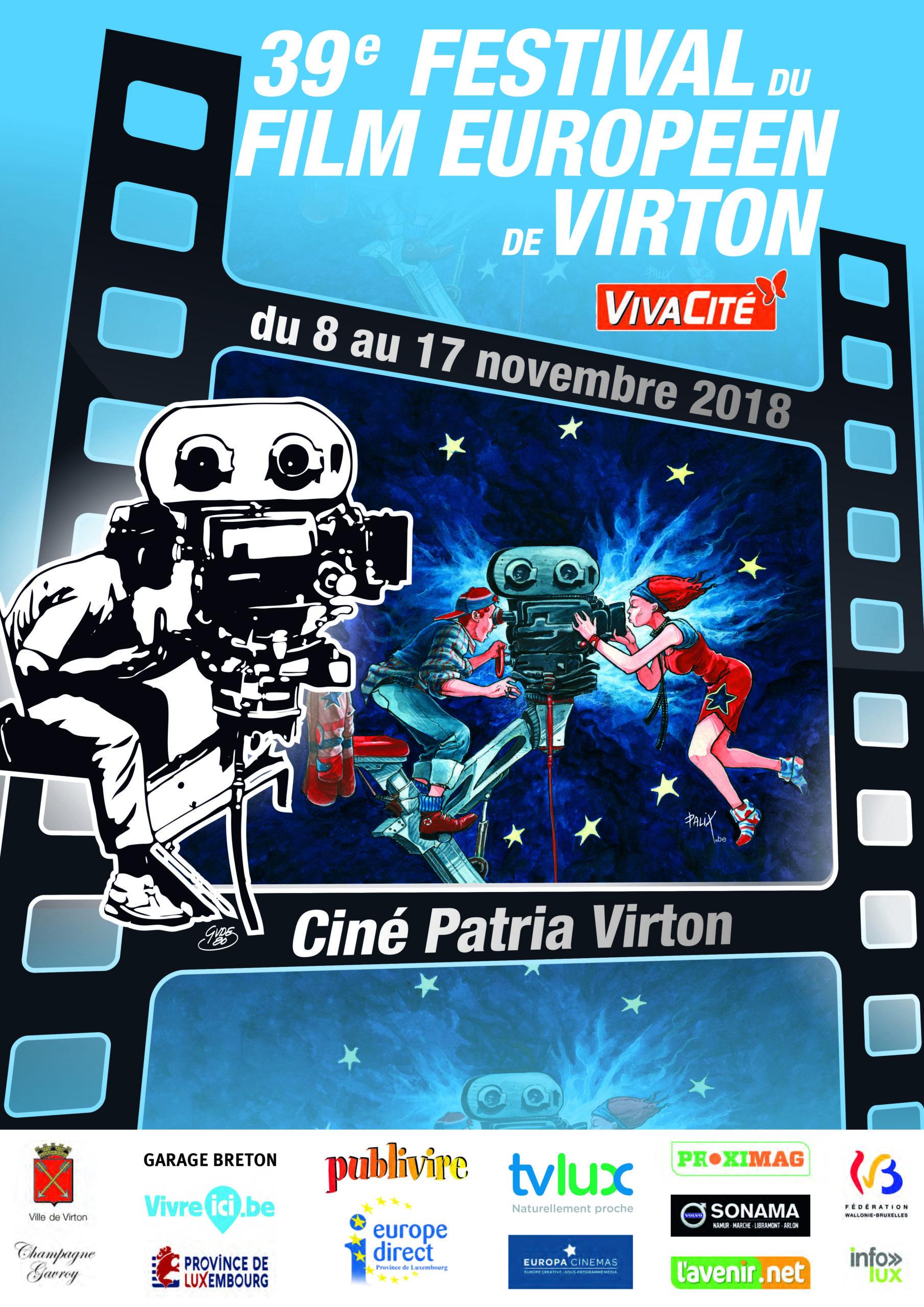 39è Festival du Film Européen de Virton